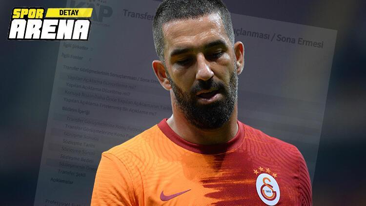 Galatasaray'da derbinin anlamı Arda Turan için çok farklı! Sözleşmesi...