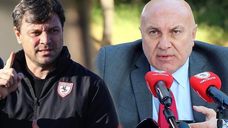 Samsunspor Başkanı Yüksel Yıldırım: Maçlarımızda rakiplere teşvik primi gidiyor