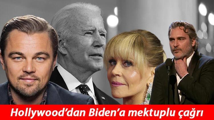 Hollywood'dan Biden'a çağrı: İmzalama!