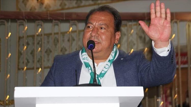 Son Dakika: Serik Belediyespor Başkanı Ali Aksu virüsten hayatını kaybetti