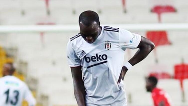 Son Dakika: Beşiktaş'tan Vincent Aboubakar için sakatlık açıklaması!