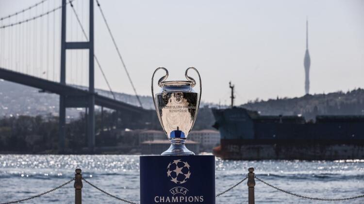 Şampiyonlar Ligi Kupası, İstanbul'da!