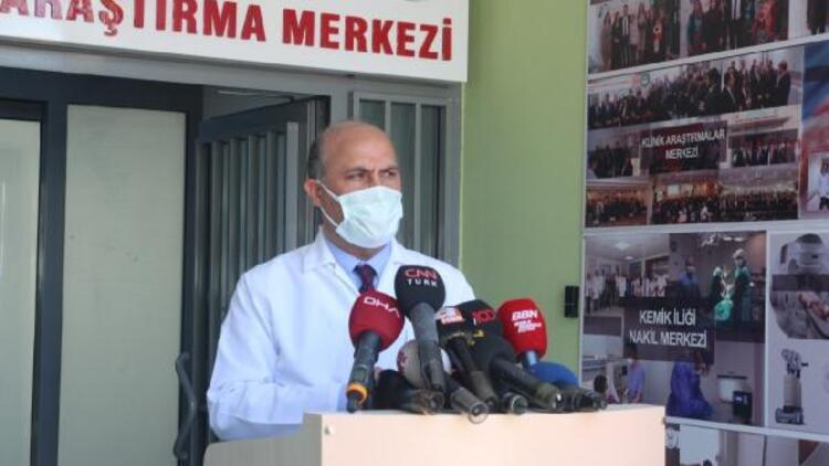 Prof. Dr. Altuntaş, VLP temelli Covid-19 aşısı ile ilgili açıklamalarda bulundu