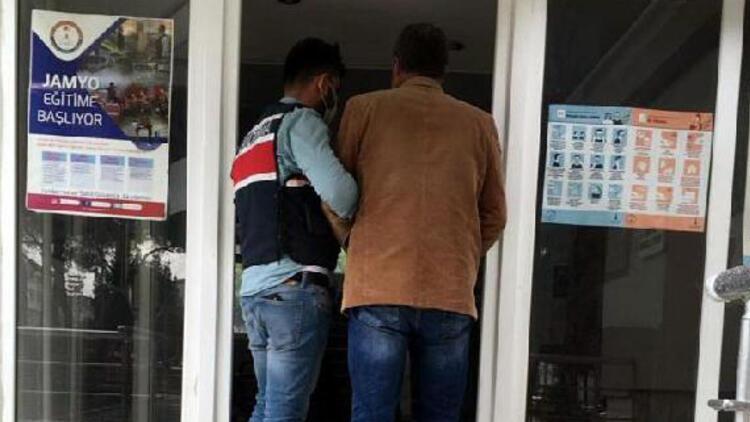 İzmir'de aranan PKK/YPG'li yakalandı