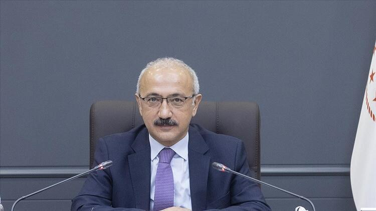 Bakan Elvan, Malta Maliye ve İstihdam Bakanı ile görüştü