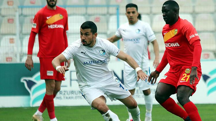 BB Erzurumspor 1 - 0 Yeni Malatyaspor (Maç özeti)