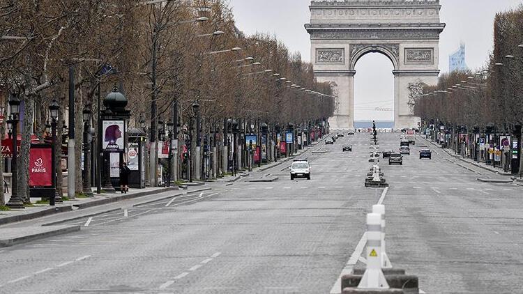 Fransa koronavirüs tedbirlerini gevşetiyor