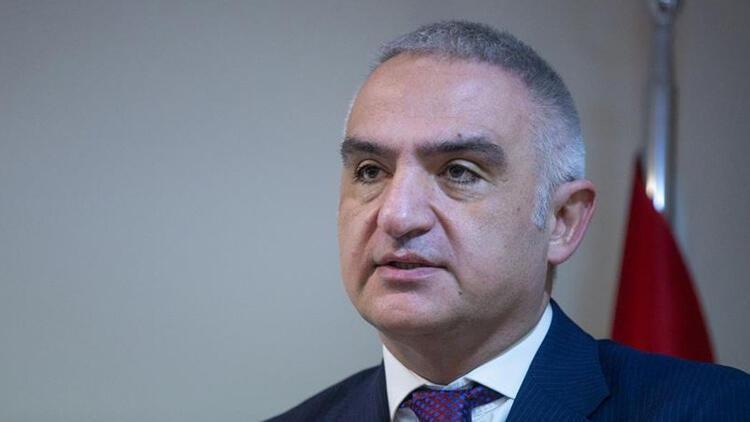 Bakan Ersoy: Desteklerinden dolayı Cumhurbaşkanımıza minnettarız