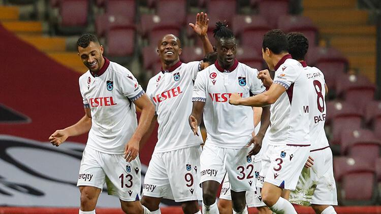 Trabzonspor'da Edgar Ie'den Galatasaray sonrası itiraf! 'Hak etmiştik'