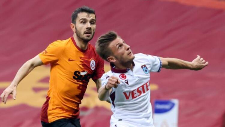 """Galatasaray'da Emre Kılınç'tan Trabzonspor maçı sonrası flaş sözler: """"Cebimizden yiyoruz"""""""
