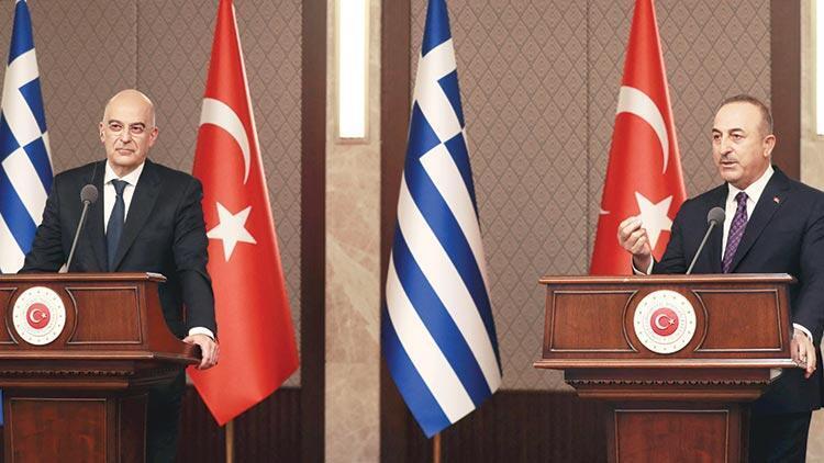 Dışişleri Bakanı Çavuşoğlu: Dendias dürüst davranmadı