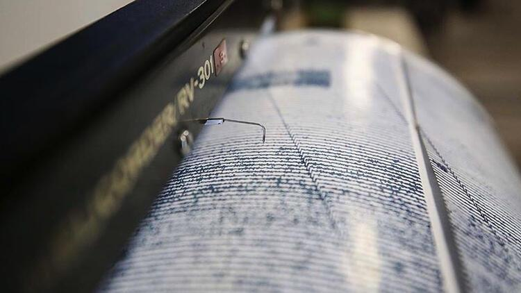 Son dakika deprem haberi: Ege Denizi'nde korkutan deprem
