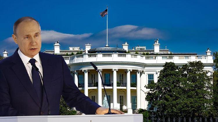 Beyaz Saray'dan Putin'in açıklamalarına yanıt