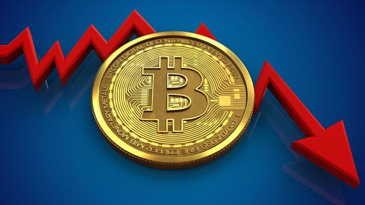 Bitcoin düşüşünü sürdürüyor