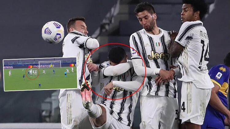 Cristiano Ronaldo'nun canı tatlı! Yüzünü korumak istedi, yine 'baraj' hatası yaptı