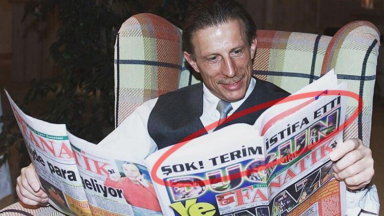 Son Dakika: Christoph Daum'dan olay Fatih Terim paylaşımı! İstifa göndermesi...