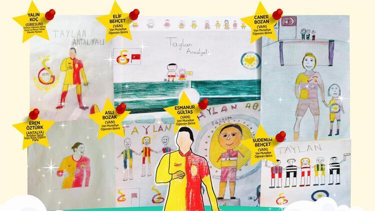 Türkiye Eğitim Gönüllüleri Vakfı ve Taylan Antalyalı 23 Nisan Ulusal Egemenlik ve Çocuk Bayramı için bir araya geldi