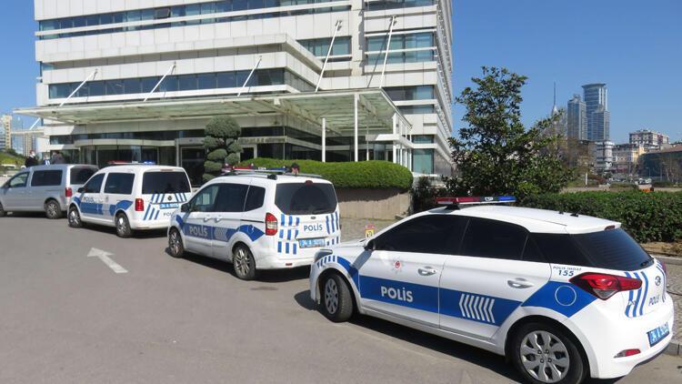 Thodex merkezinin bulunduğu binaya polis geldi