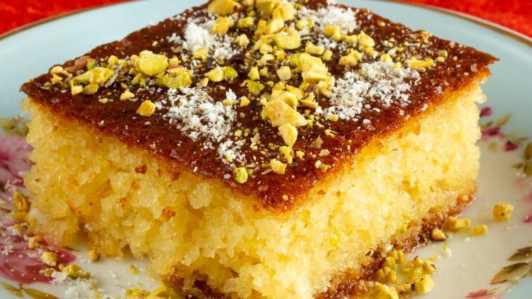 Revani tatlısı tarifi: Evde kolay revani yapımı