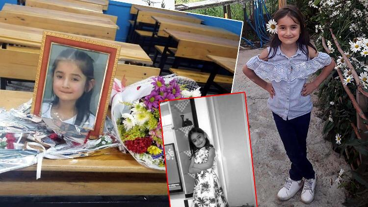 Eylül'ün ölümü yasa boğmuştu! Okul müdürü hakkında flaş gelişme