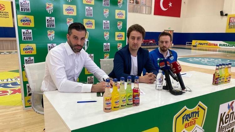 Frutti Extra Bursaspor, başantrenör Dusan Alimpijevic'in sözleşmesini 3 yıl uzattı
