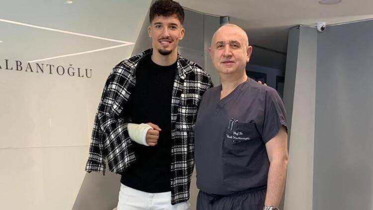 Fenerbahçe'de Altay Bayındır'ın doktorundan açıklama!
