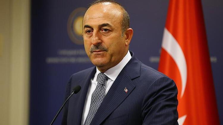 Bakan Çavuşoğlu, Romanya Cumhurbaşkanı tarafından kabul edildi