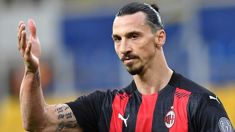Son Dakika | Zlatan Ibrahimovic, Milan'a imza attı!