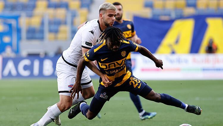 Denizlispor, deplasmanda zaferi hasreti 10 maç oldu!