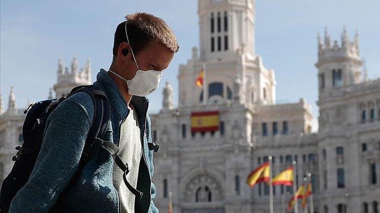 İspanya'da koronavirüs nedeniyle son 24 saatte 132 kişi hayatını kaybetti