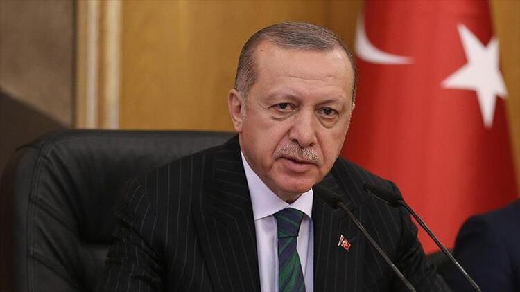 Son dakika haberi: Cumhurbaşkanı Erdoğan'dan hayatını kaybeden Çad Cumhurbaşkanı Itno için taziye mesajı