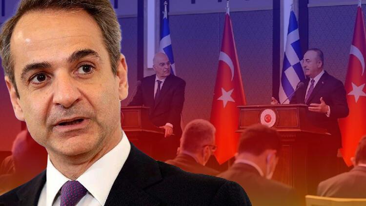 Yunanistan Başbakanı Miçotakis, Dendias'a talimat verdiğini itiraf etti