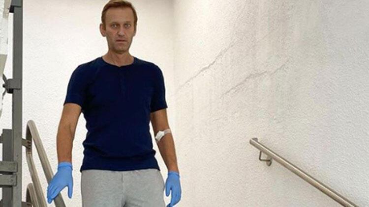 Navalni'nin doktorlarından 'açlık grevini hemen bırakmazsa ölebilir' uyarısı