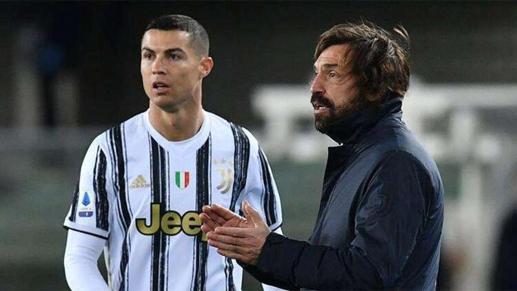 Cristiano Ronaldo'ya kötü haber! Hatası çok konuşulmuştu, Pirlo cezasını kesiyor...
