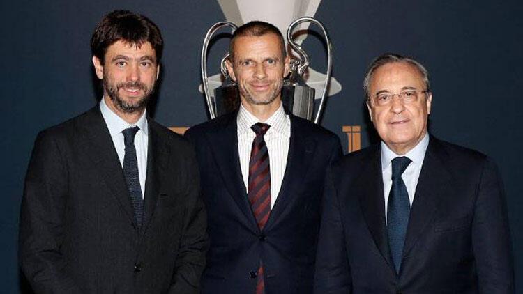 Son dakika: Avrupa Süper Ligi'ne katılan takımlar Şampiyonlar Ligi'nden men edilecek mi? UEFA'nın kararı...