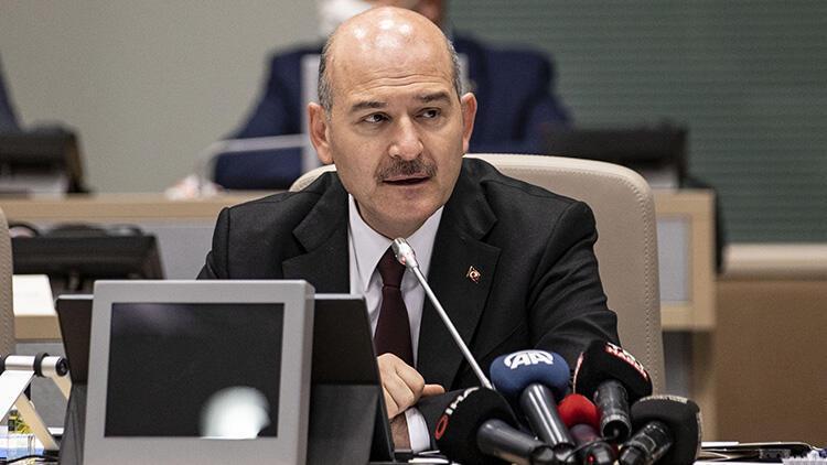 Son dakika... İçişleri Bakanı Süleyman Soylu'dan Thodex açıklaması!