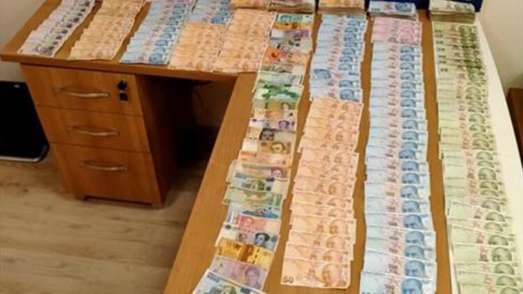 Antalya'da evden 30 bin lira ve ziynet eşyası çalan kişi yakalandı
