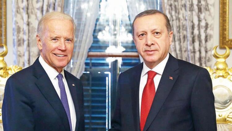 Son dakika! Cumhurbaşkanı Erdoğan, ABD Başkanı Biden ile görüştü