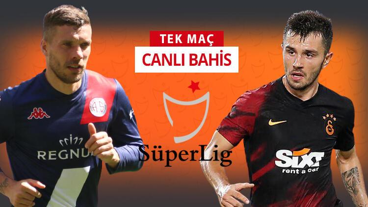 Antalyaspor'da 4 sakat, artı 3 de belirsiz! Galatasaray maçına iddaa oynayanların %60'ı...