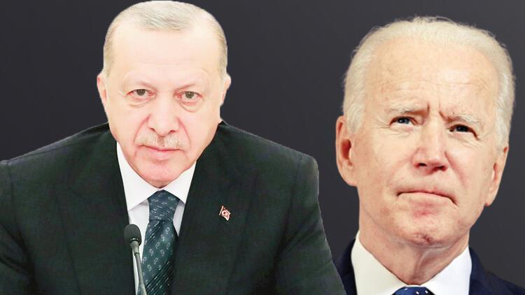 Erdoğan ve Biden telefonda görüştü