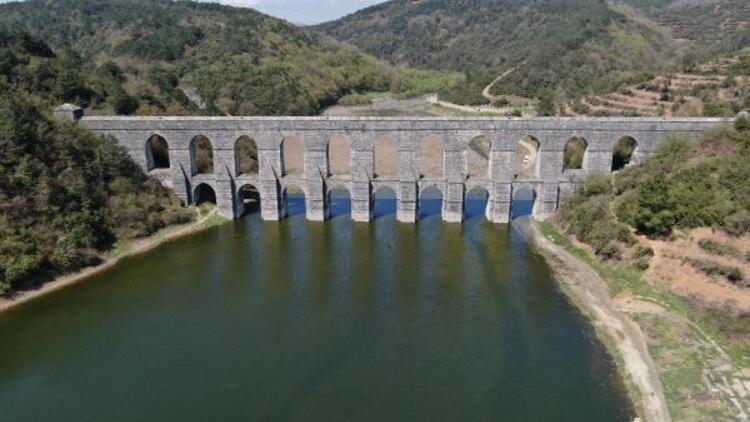 İstanbul'da barajların doluluk oranı yüzde 81.11