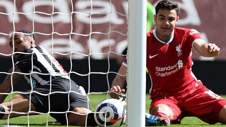 Liverpool 1 - 1 Newcastle United (Maç özeti)