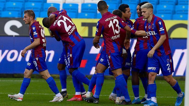 Trabzonspor 2 - 0 Fatih Karagümrük (Maç özeti)