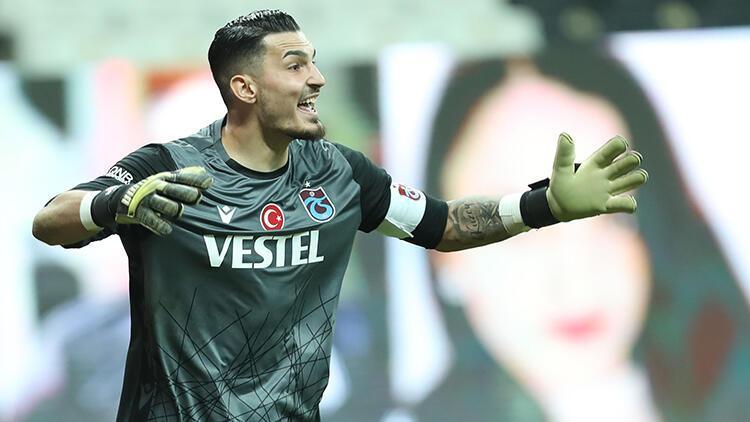 Trabzonspor'da Uğurcan Çakır'dan büyük başarı! Süper Lig'de zirvede