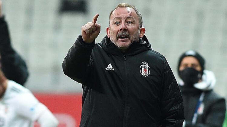 """Beşiktaş'ta Sergen Yalçın'dan tepki! """"Çok algı yapılıyor"""""""