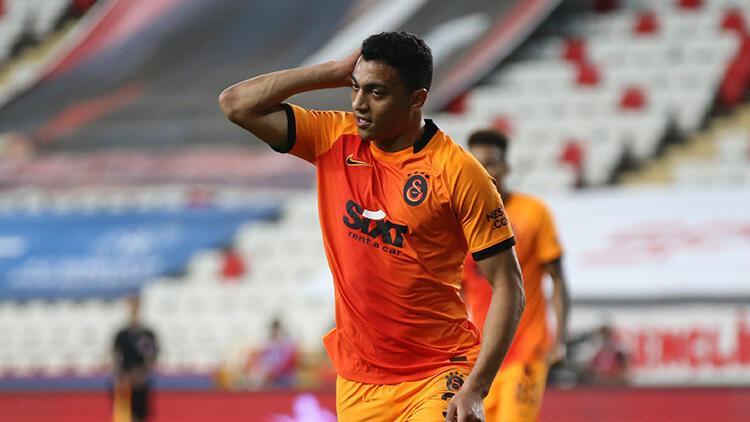 Antalyaspor 0-1 Galatasaray (Maçın özeti)