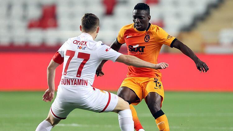 Galatasarayda Etebodan maç sonu Trabzonspor itirafı Böyle değildi