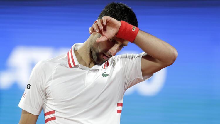 Novak Djokovic, Sırbistan Açık'a yarı finalde veda etti