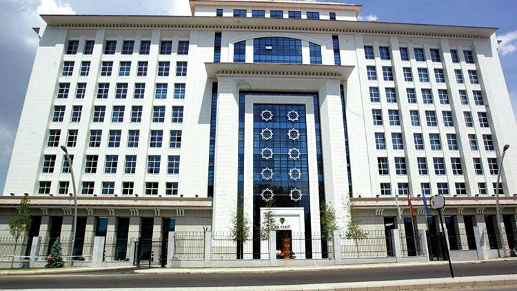 AK Parti Genel Merkezi'ne ek bina yapılıyor