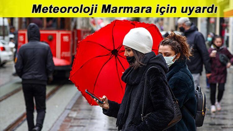 Yarın hava durumu nasıl olacak? 26 Nisan Pazartesi günü için MGM'den sağanak uyarısı! İl il hava durumu tahminleri
